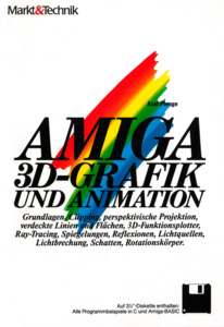 Amiga 3D-Grafik und Animation