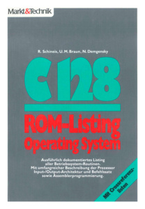 C128 ROM-Listing: Operating System